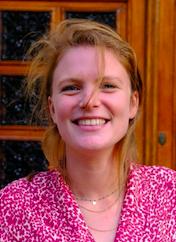Eva Poolman, MSc, fysiotherapeut. Samen met Lisette is Eva de coördinerend onderzoeker op dit project.